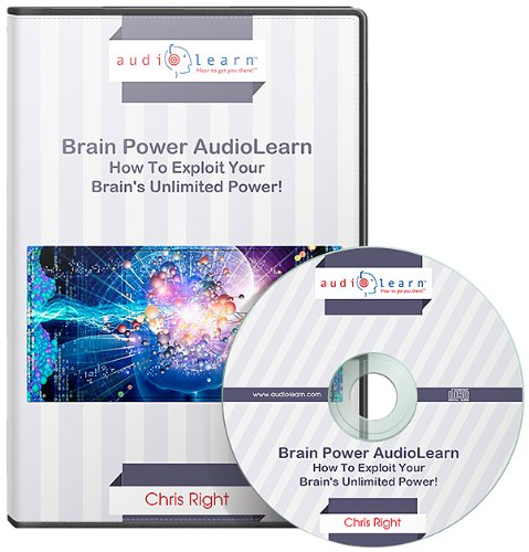 9781592629626: Brain Power AudioLearn : How To Exploit Your Brain's Unlimited Power! (Complete Audiobook)