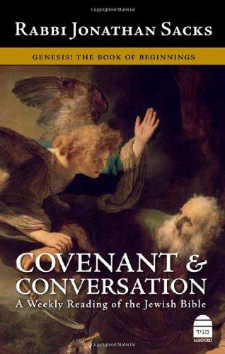9781592640201: Covenant & Conversation Genesis: The Book of Beginnings