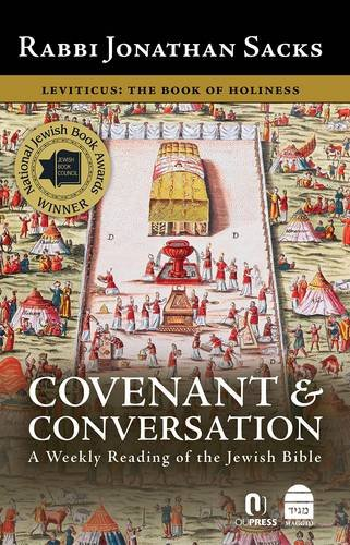 9781592640225: Covenant & Conversation Leviticus: The Book of Holiness