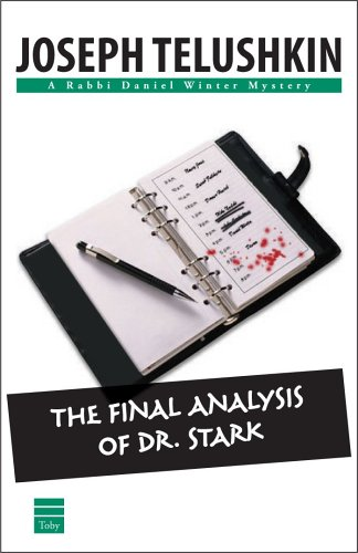9781592641086: The Final Analysis of Dr. Stark (Rabbi Daniel Winter Mysteries)