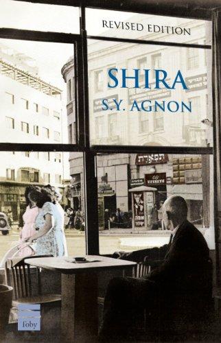 9781592643530: Shira (The Toby Press S. Y. Agnon Library)