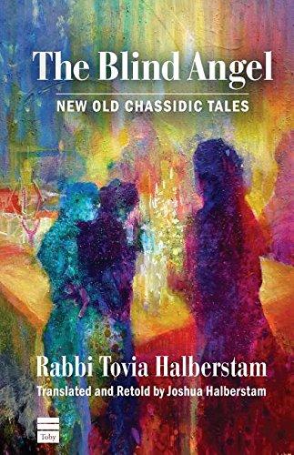 The Blind Angel: Tovia Halberstam