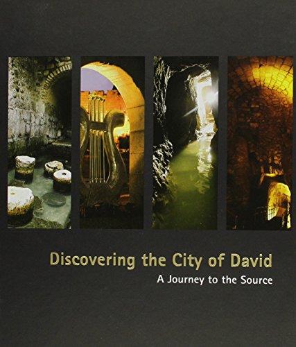 Discovering the City of David: Ahron Horovitz