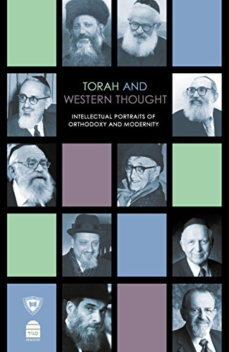 9781592644360: Torah and Western Thought: Intellectual Portraits of Orthodoxy and Modernity