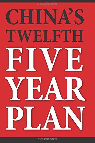 9781592651375: China's Twelfth Five-Year Plan