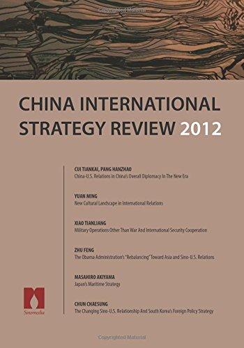 9781592651634: China International Strategy Review 2012