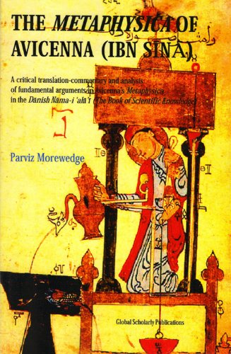 The Metphysica of Avicenna (Ibn sina): Morewedge, Parviz