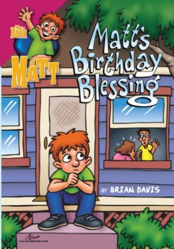 9781592690565: Matt's Birthday Blessing (Book of Matt)