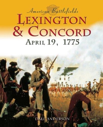 9781592700271: Lexington and Concord (American Battlefields)