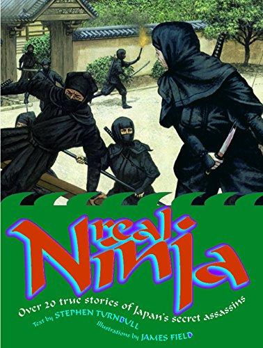 9781592700813: Real Ninja: Over 20 True Stories of Japan's Secret Assassins
