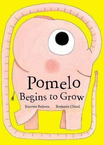9781592701117: Pomelo Begins to Grow (Pomelo the Garden Elephant)