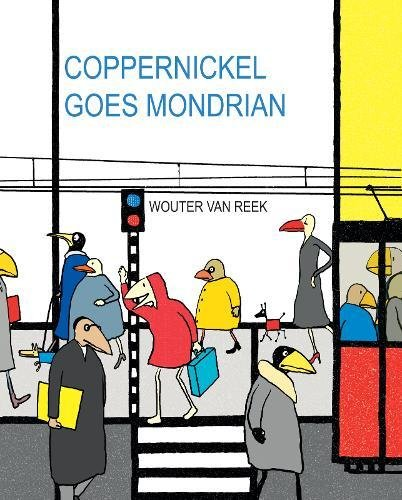 9781592701193: Coppernickel Goes Mondrian (Artist Tribute)