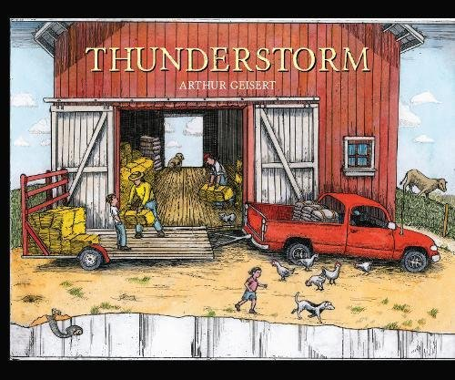 Thunderstorm: Arthur Geisert