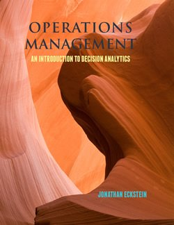 9781592712687: Operations Management, an Introduction to Decision Analytics