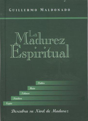 9781592720125: La Madurez Espiritual (Spanish Edition)