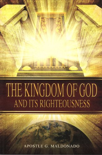 9781592722662: Kingdom Of God And His Righteousness