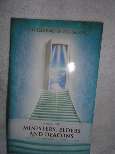 9781592722839: Manual Para Ministros, Ancianos Y Diaconos