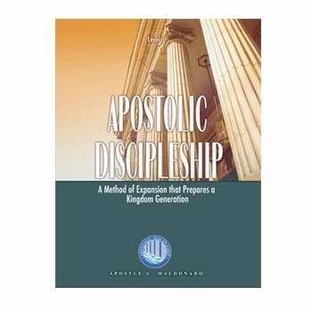 9781592723195: Apostolic Discipleship Level 1