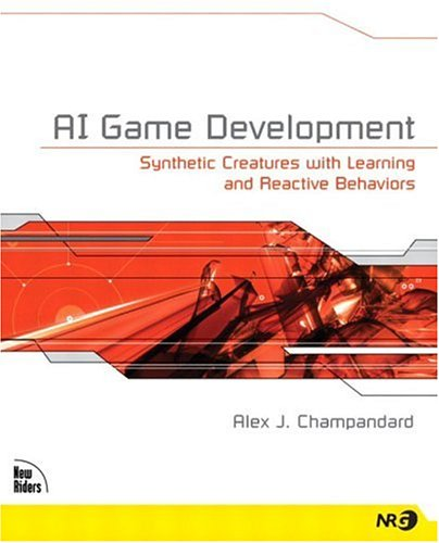 9781592730049: AI Game Development: Synthetic Creatures with Learning and Reactive Behaviors