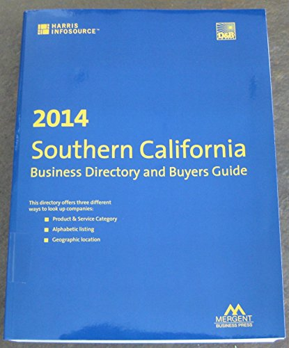 Harris Southern California Business Directory and Buyers