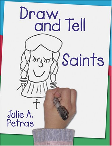 9781592760480: Draw And Tell Saints
