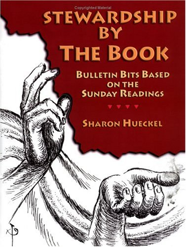 9781592760763: Stewardship by the Book: Bulletin Bits Based on the Sunday Readings
