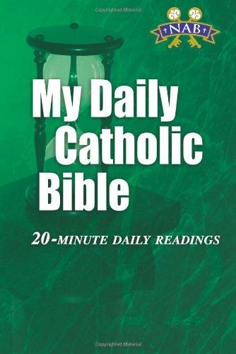 9781592761449: My Daily Catholic Bible: NAB: 20-Minute Daily Readings