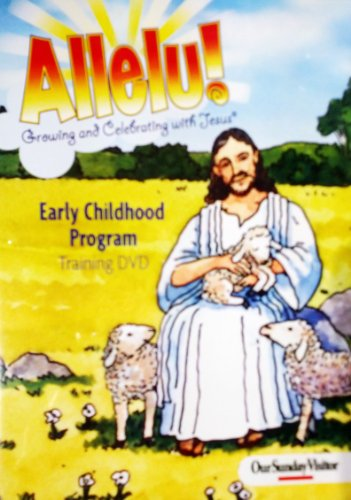 9781592767571: Allelu! Growing and Celebrating with Jesus - Training DVD - Early Childhood Program
