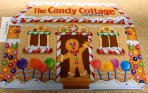 The Candy Cottage - Pop-up Book: CLEVER FACTORY