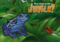 9781592772384: What Hides in the Jungle?