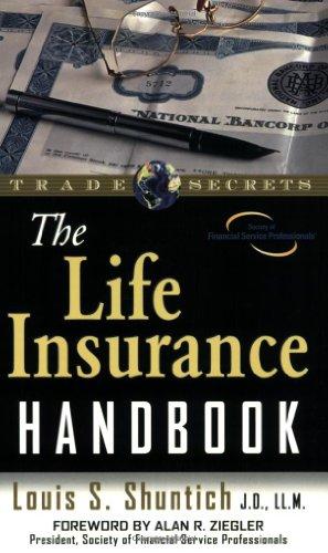 9781592800575: The Life Insurance Handbook
