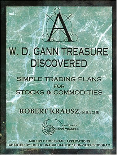 9781592800667: W.D. Gann Treasure Discovered: Simple Trading Plans for Stocks & Commodities (Book & VHS Tape)