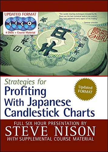 9781592801473: Strategies for Profiting with Japanese Candlestick Charts (Wiley Trading)