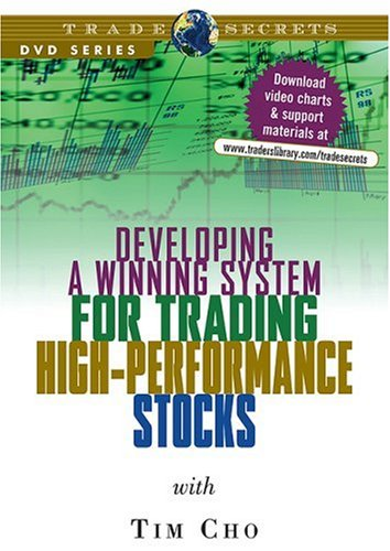 9781592802395: Developing a Winning System for Trading High-Performance Stocks
