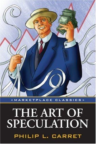 9781592802616: The Art of Speculation, Original Classic Edition