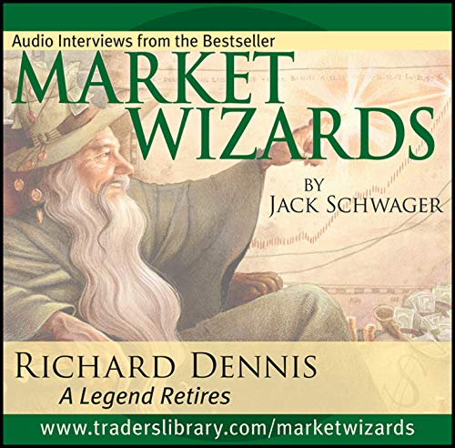9781592802838: Market Wizards Disc 3: Interview with Richard Dennis, a Legend Retires (Wiley Trading Audio)
