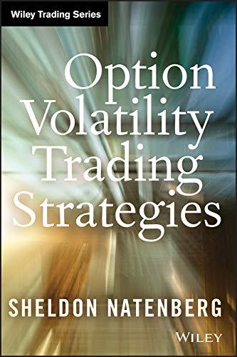 Option Volatility Trading Strategies: Natenberg, Sheldon