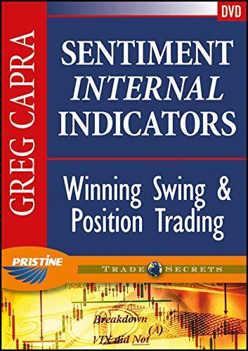 9781592803255: Sentiment Internal Indicators: Winning Swing & Position Trading