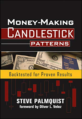 Money-Making Candlestick Patterns: Backtested for Proven Results: Palmquist, Steve