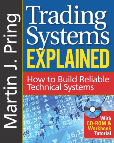 Trading Systems Explained: How to Build Reliable Technical Systems (9781592803354) by Martin J. Pring