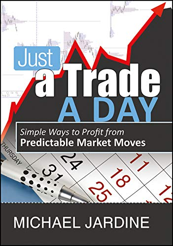9781592804429: Just a Trade a Day: Simple Ways to Profit from Predictable Market Moves