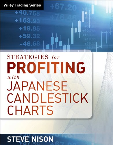 9781592804542: Strategies for Profiting with Japanese Candlestick Charts