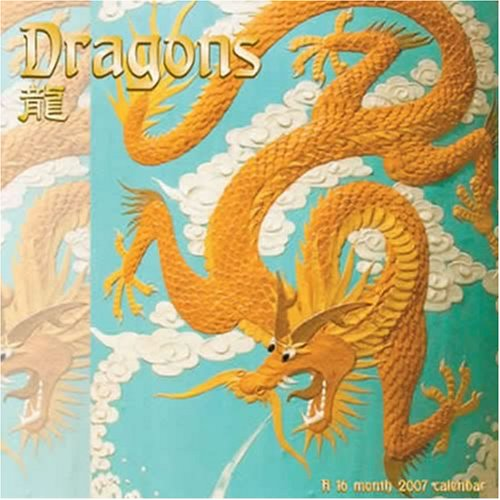 9781592848683: Dragons 2007 Wall Calendar