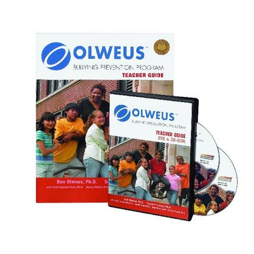 Olweus Bullying Prevention Program Teacher Guide with Dvd/cd-rom 9781592853755 Popular Bully Prevention Program.