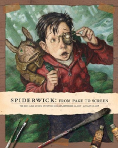 9781592880201: Spiderwick: From Page to Screen