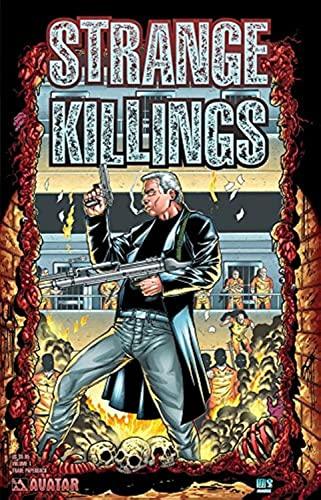 9781592910007: Warren Ellis' Strange Killings