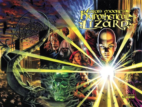 9781592910397: Alan Moore's Hypothetical Lizard Limited Edition Hardcover