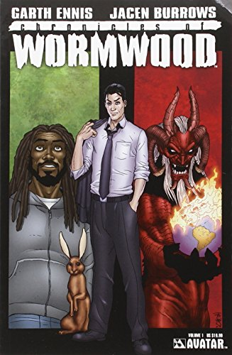 9781592910410: Garth Ennis' Chronicles Of Wormwood