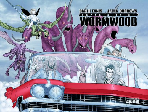 9781592910427: Garth Ennis' Chronicles Of Wormwood Hardcover