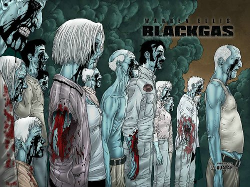 9781592910465: Warren Ellis' Blackgas Hardcover